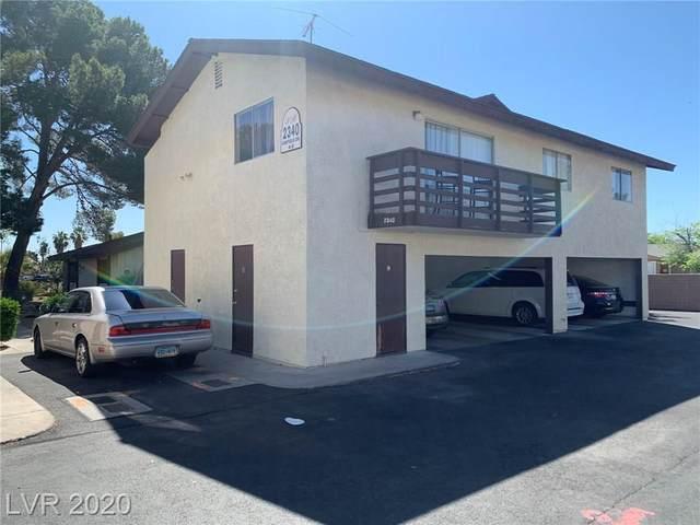 2340 Canfield B, Las Vegas, NV 89108 (MLS #2190306) :: Billy OKeefe | Berkshire Hathaway HomeServices