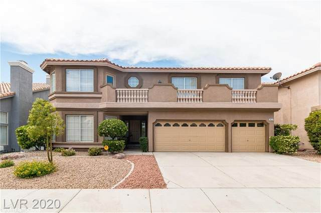 2437 Antler Point, Henderson, NV 89074 (MLS #2190426) :: Signature Real Estate Group