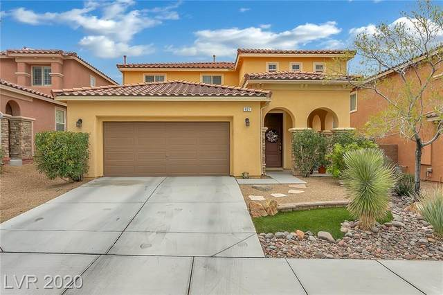 821 Fulford, Henderson, NV 89052 (MLS #2190432) :: The Mark Wiley Group | Keller Williams Realty SW