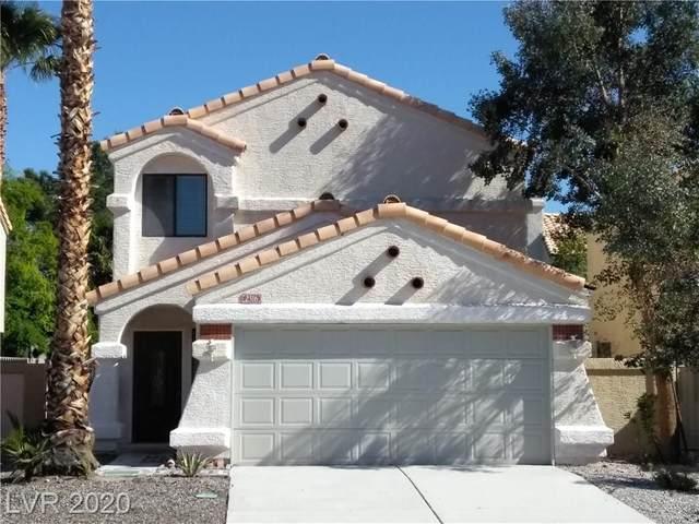 2316 Dexter Cabin, Las Vegas, NV 89128 (MLS #2190502) :: Hebert Group | Realty One Group