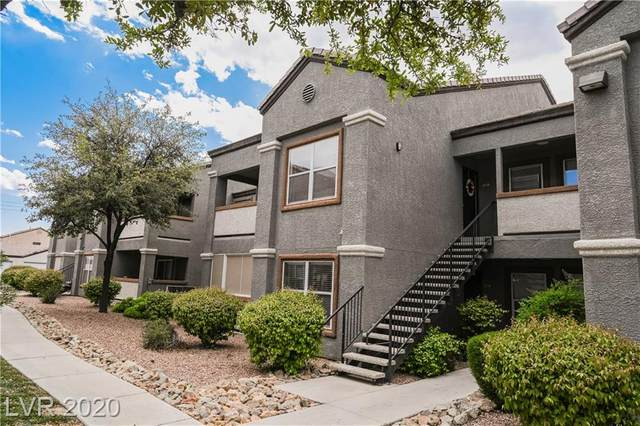 555 Silverado Ranch #2091, Las Vegas, NV 89183 (MLS #2190569) :: Helen Riley Group | Simply Vegas