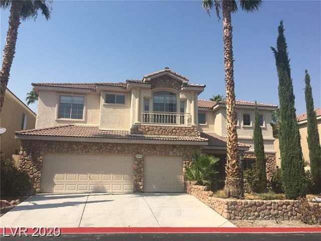 7414 Page Ranch, Las Vegas, NV 89131 (MLS #2190575) :: Signature Real Estate Group