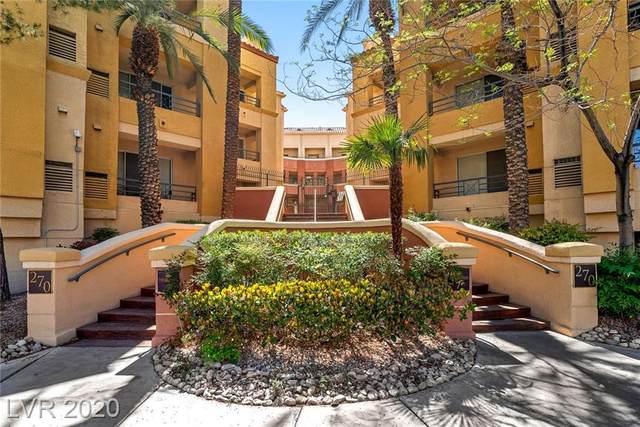 270 E Flamingo Road #322, Las Vegas, NV 89169 (MLS #2190721) :: Billy OKeefe | Berkshire Hathaway HomeServices