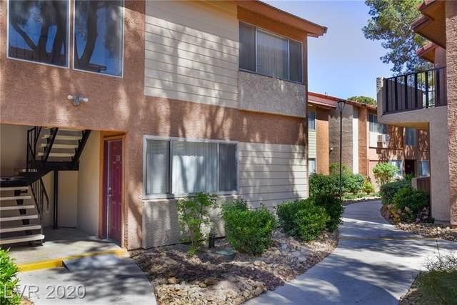 3651 Arville Street #129, Las Vegas, NV 89103 (MLS #2190930) :: Billy OKeefe | Berkshire Hathaway HomeServices