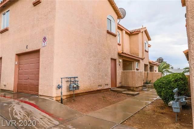 555 Roxella B, Las Vegas, NV 89110 (MLS #2191003) :: Jeffrey Sabel