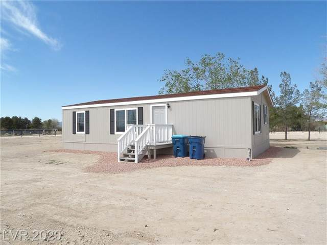900 Papago Street, Sandy Valley, NV 89019 (MLS #2191084) :: Performance Realty