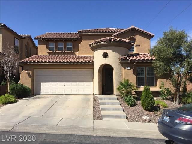 63 Silent Desert, Henderson, NV 89012 (MLS #2191114) :: Jeffrey Sabel