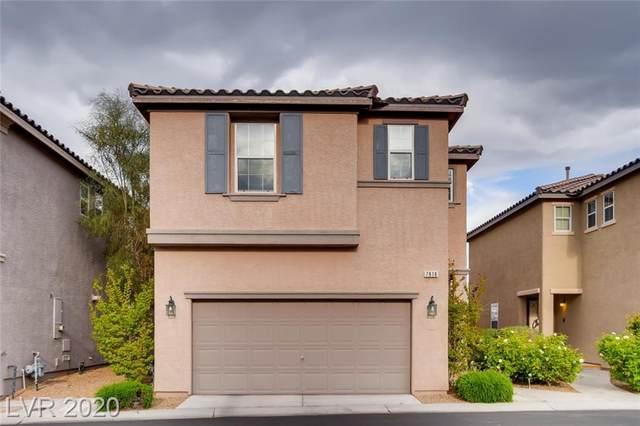 7918 Ivy Run Street, Las Vegas, NV 89149 (MLS #2191125) :: Jeffrey Sabel