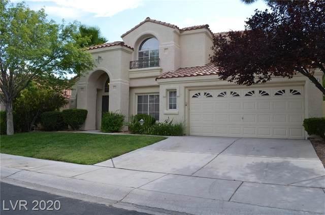 1717 Tesara Vista, Las Vegas, NV 89128 (MLS #2191336) :: Vestuto Realty Group