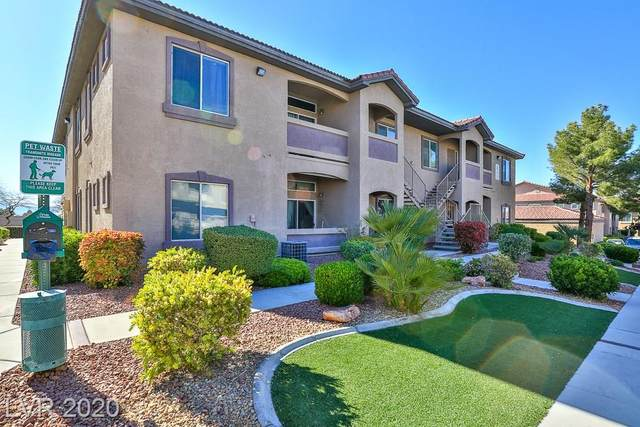 2305 Horizon Ridge #621, Henderson, NV 89052 (MLS #2191368) :: The Shear Team
