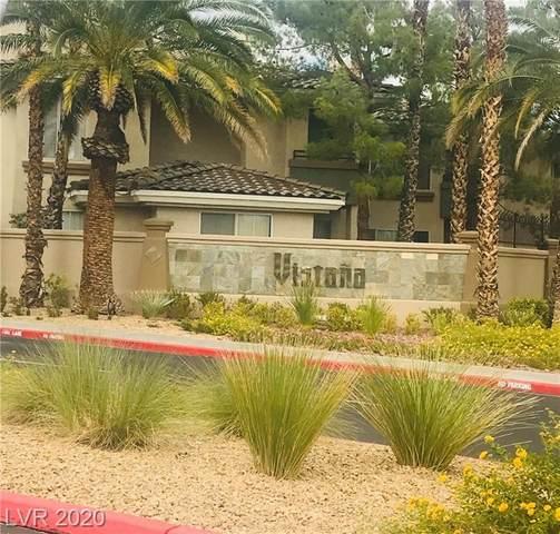 7135 S Durango #207, Las Vegas, NV 89113 (MLS #2191449) :: Billy OKeefe | Berkshire Hathaway HomeServices
