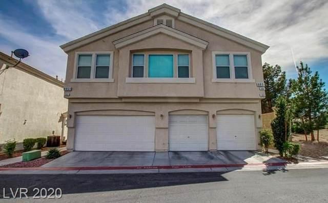 8851 Tomnitz #103, Las Vegas, NV 89178 (MLS #2191452) :: Helen Riley Group | Simply Vegas