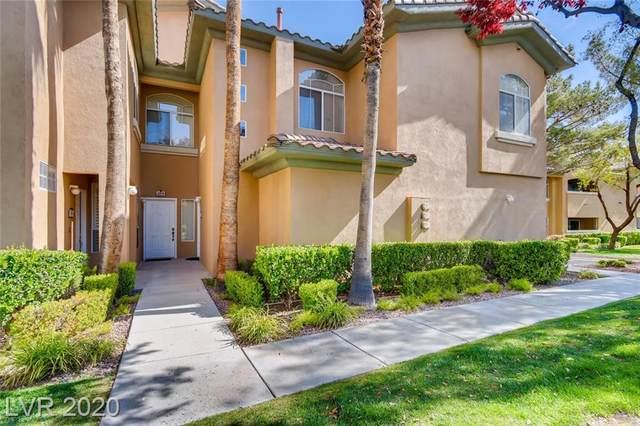 8725 Red Brook #104, Las Vegas, NV 89128 (MLS #2191499) :: Helen Riley Group | Simply Vegas
