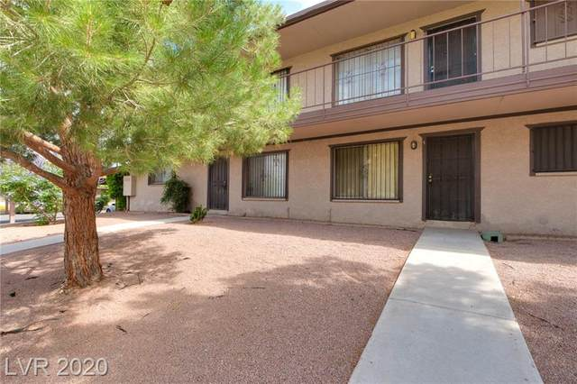 605 Royal Crest #5, Las Vegas, NV 89169 (MLS #2191522) :: Helen Riley Group | Simply Vegas