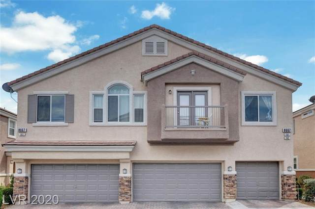 8667 Tom Noon #101, Las Vegas, NV 89178 (MLS #2191547) :: Billy OKeefe | Berkshire Hathaway HomeServices