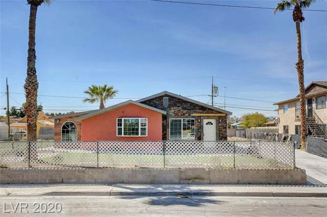 1911 Yale Street, North Las Vegas, NV 89030 (MLS #2191758) :: Signature Real Estate Group