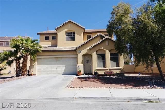 5220 Adorato Drive, North Las Vegas, NV 89031 (MLS #2192006) :: Helen Riley Group | Simply Vegas