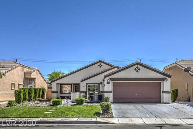1013 Elliot Park, North Las Vegas, NV 89032 (MLS #2192085) :: The Lindstrom Group