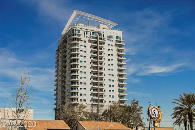 200 Hoover #1709, Las Vegas, NV 89101 (MLS #2192281) :: Billy OKeefe | Berkshire Hathaway HomeServices