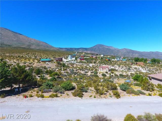 65 Camp Bonanza, Cold Creek, NV 89124 (MLS #2192295) :: Jeffrey Sabel
