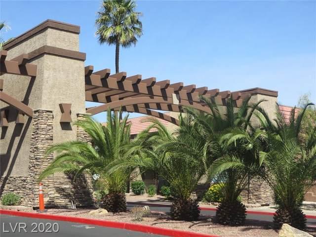 5163 Indian River #190, Las Vegas, NV 89103 (MLS #2192479) :: Billy OKeefe | Berkshire Hathaway HomeServices