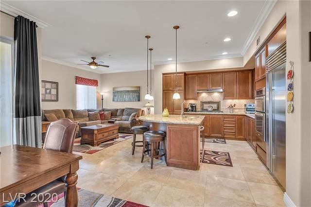 30 Via Mantova #201, Henderson, NV 89011 (MLS #2192562) :: Signature Real Estate Group