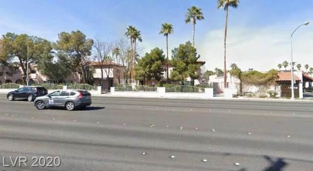 2290 Desert Inn, Las Vegas, NV 89169 (MLS #2192769) :: Hebert Group | Realty One Group