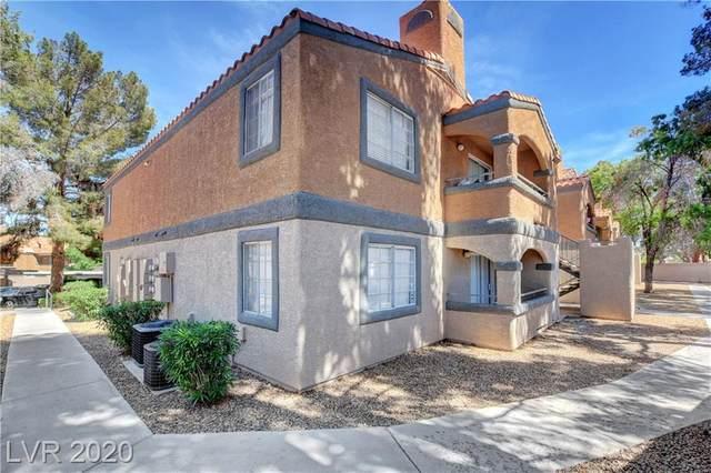 211 Mission Laguna #106, Las Vegas, NV 89107 (MLS #2192852) :: Billy OKeefe | Berkshire Hathaway HomeServices