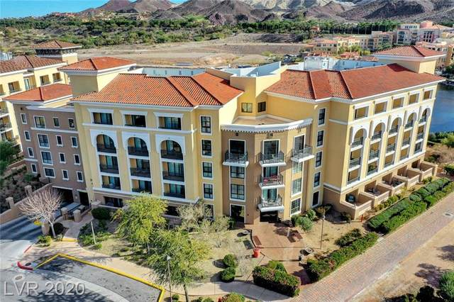 29 Montelago Boulevard #418, Henderson, NV 89011 (MLS #2192950) :: Billy OKeefe | Berkshire Hathaway HomeServices