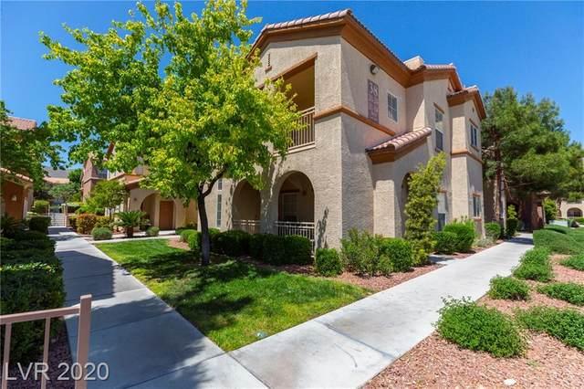 3815 Juno Beach #202, Las Vegas, NV 89129 (MLS #2192969) :: Billy OKeefe   Berkshire Hathaway HomeServices