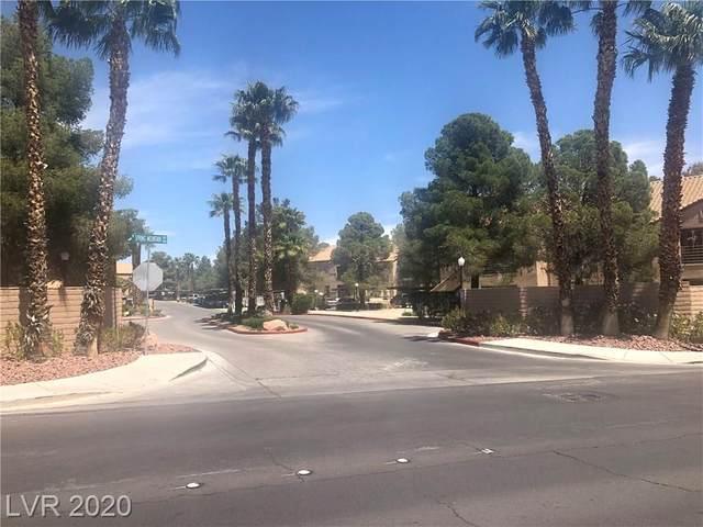 9070 Spring Mountain #214, Las Vegas, NV 89117 (MLS #2193033) :: Billy OKeefe | Berkshire Hathaway HomeServices