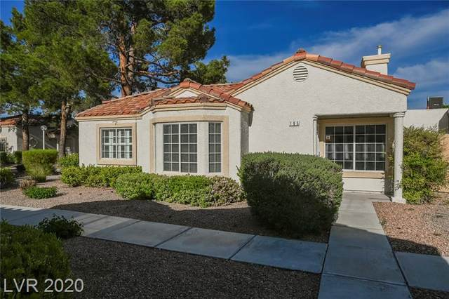 5424 Tassara #105, Las Vegas, NV 89108 (MLS #2193039) :: Helen Riley Group | Simply Vegas