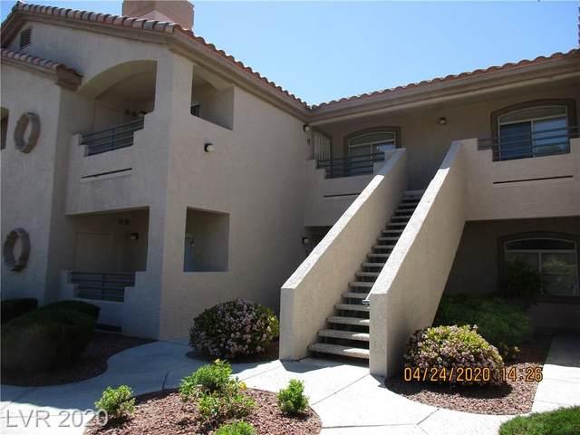 5415 W Harmon Avenue #2177, Las Vegas, NV 89103 (MLS #2193107) :: Billy OKeefe | Berkshire Hathaway HomeServices