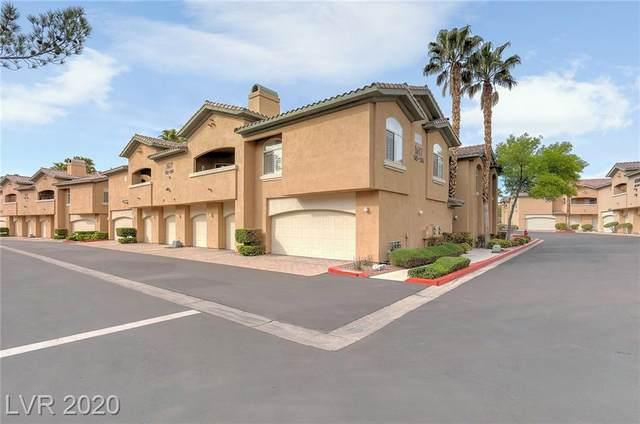 1617 Cardinal Bluff Drive #203, Las Vegas, NV 89128 (MLS #2193205) :: The Shear Team