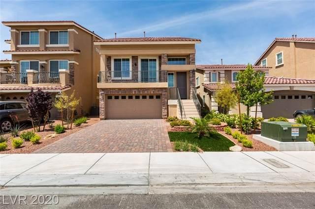 7151 Mann Street, Las Vegas, NV 89118 (MLS #2193307) :: The Lindstrom Group