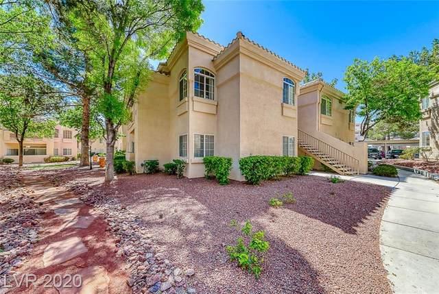 7400 Flamingo #1096, Las Vegas, NV 89147 (MLS #2193413) :: Hebert Group | Realty One Group