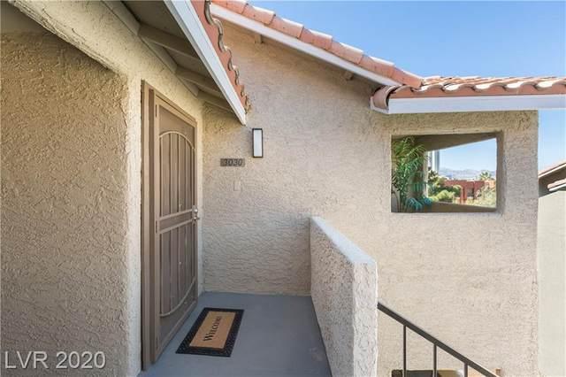 4200 Valley View #3030, Las Vegas, NV 89103 (MLS #2193547) :: Billy OKeefe | Berkshire Hathaway HomeServices