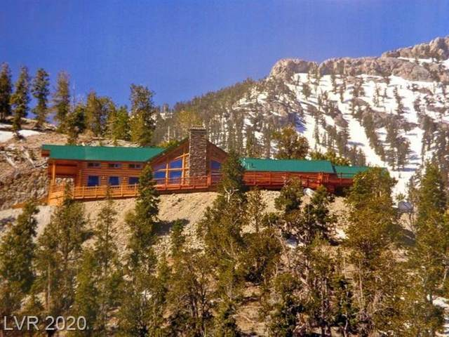 4910 Cougar Ridge, Mount Charleston, NV 89124 (MLS #2193601) :: Signature Real Estate Group