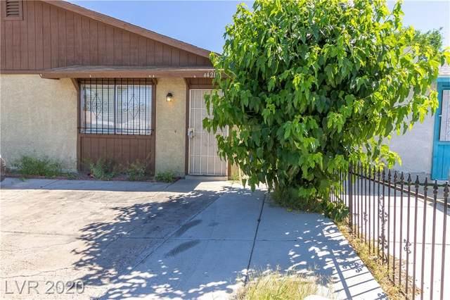 4421 Halbert, Las Vegas, NV 89110 (MLS #2193739) :: Signature Real Estate Group