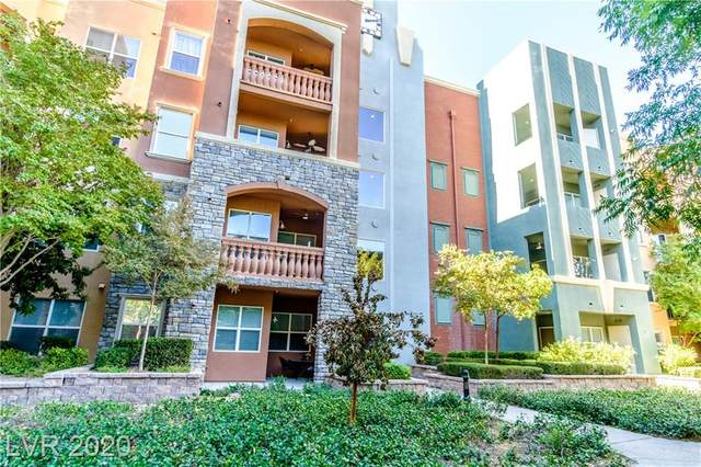 26 E Serene Avenue #412, Las Vegas, NV 89123 (MLS #2194111) :: Signature Real Estate Group