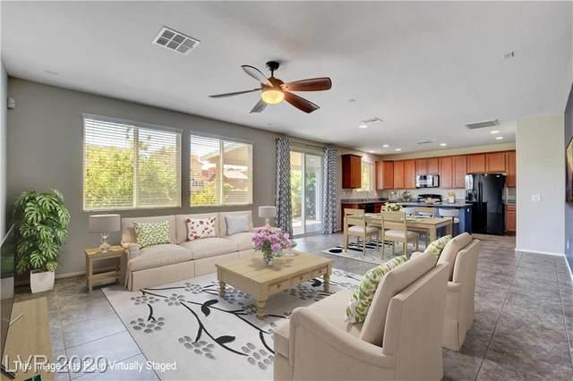 10735 York Manor, Las Vegas, NV 89166 (MLS #2194118) :: Signature Real Estate Group