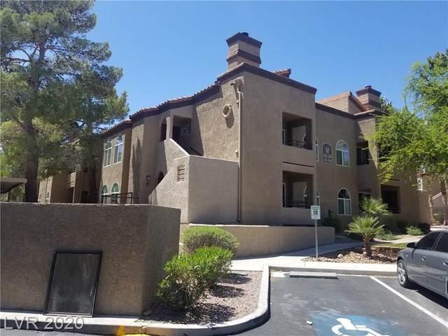 9325 W Desert Inn #242, Las Vegas, NV 89117 (MLS #2194328) :: The Shear Team