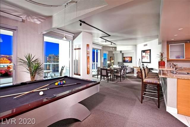 222 Karen Avenue #3805, Las Vegas, NV 89109 (MLS #2194336) :: Billy OKeefe | Berkshire Hathaway HomeServices