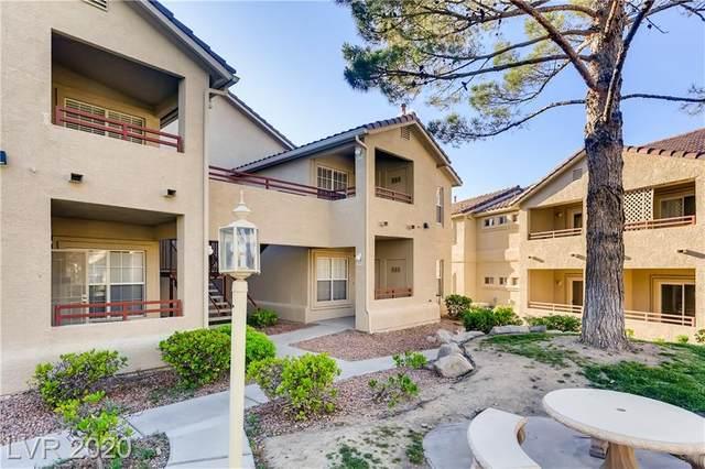 520 Arrowhead #621, Henderson, NV 89015 (MLS #2194440) :: Helen Riley Group | Simply Vegas