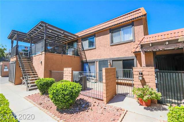 331 Misty Isle C, Las Vegas, NV 89107 (MLS #2194530) :: Billy OKeefe   Berkshire Hathaway HomeServices