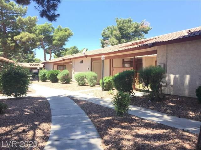 409 Lamb G, Las Vegas, NV 89110 (MLS #2194663) :: Signature Real Estate Group