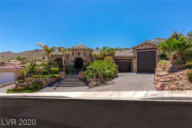 832 Temple Rock Court, Boulder City, NV 89005 (MLS #2194676) :: Performance Realty