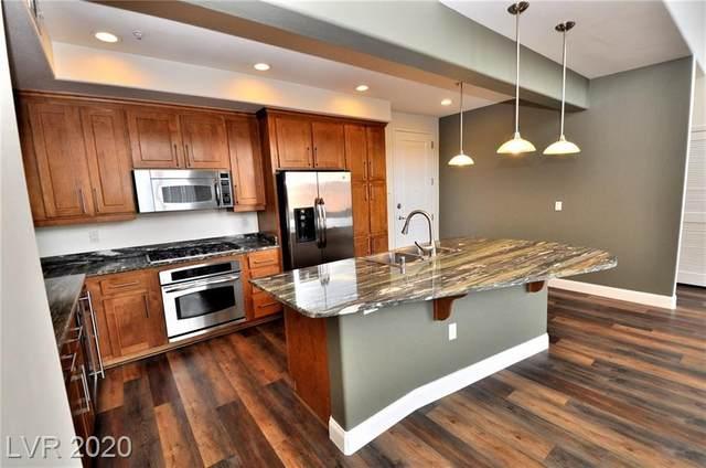 50 E Serene Avenue #408, Las Vegas, NV 89123 (MLS #2194714) :: Billy OKeefe   Berkshire Hathaway HomeServices
