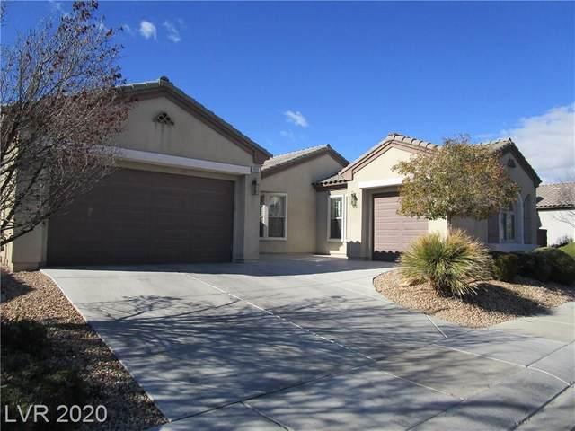 7325 Redhead, North Las Vegas, NV 89084 (MLS #2194716) :: Hebert Group | Realty One Group