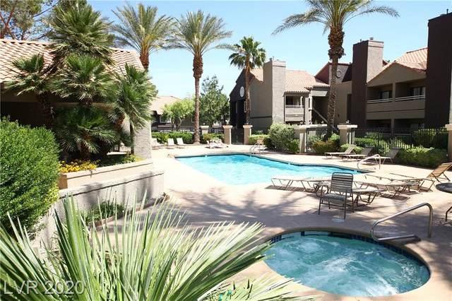 5032 S Rainbow Boulevard #103, Las Vegas, NV 89118 (MLS #2194738) :: Helen Riley Group | Simply Vegas
